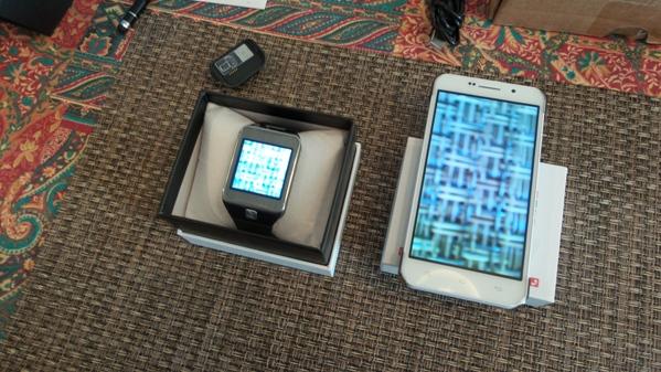 NO.1 Smartwatch G2 - vue 14