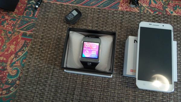 NO.1 Smartwatch G2 - vue 16