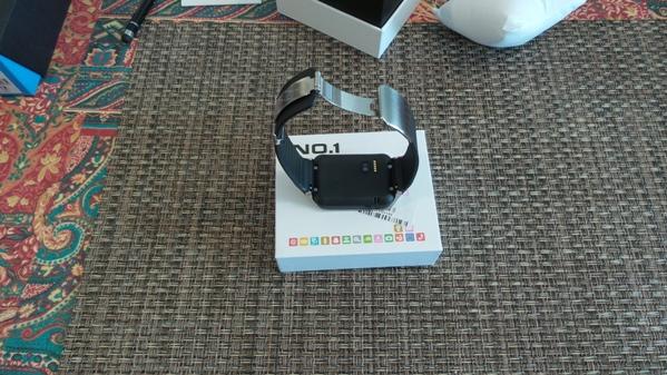 NO.1 Smartwatch G2 - vue 20