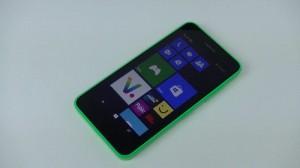 Nokia Lumia 635 - vue 01