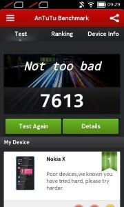 Nokia X  - screenshot 03