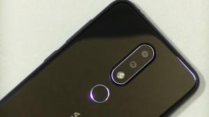 Nokia X6 - vue 08