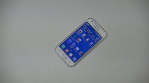 Samsung Galaxy J1 - test 02