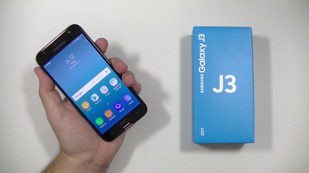 quelle carte sim pour samsung j3 2020 Test du Samsung Galaxy J3 2017 : futur succès mais aurait pu mieux