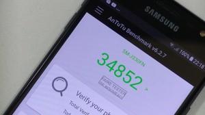 Samsung Galaxy J3 2017 - vue 11