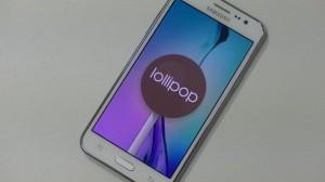 Samsung Galaxy J5 - vue 20