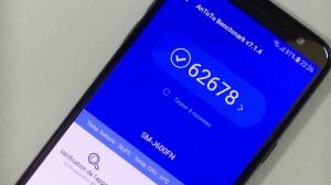 Samsung Galaxy J6 - vue 13