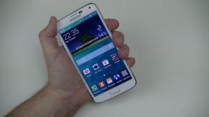 Samsung Galaxy S5 - vue 03