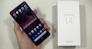 Test du Sony Xperia L4 : l'entrée de gamme selon Sony