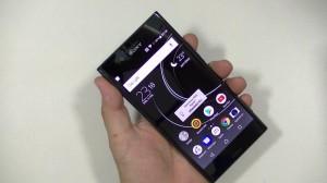 Sony Xperia XZ Premium - vue 01