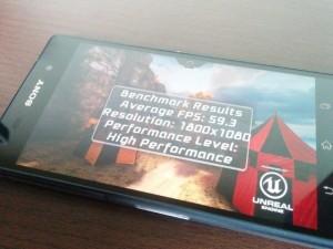Sony Xperia Z2 - vue 07