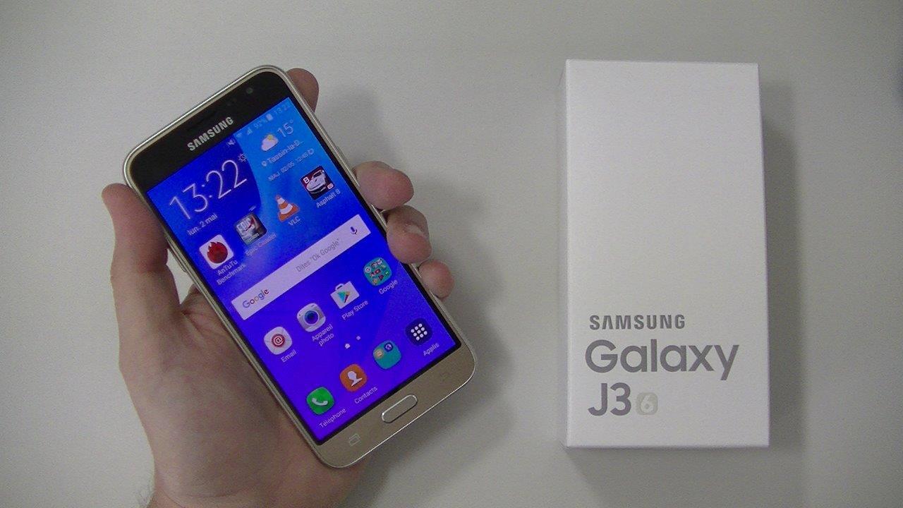Test Du Samsung La Gamme Belle Évolution Galaxy J32016Une De kuOXPZiwT