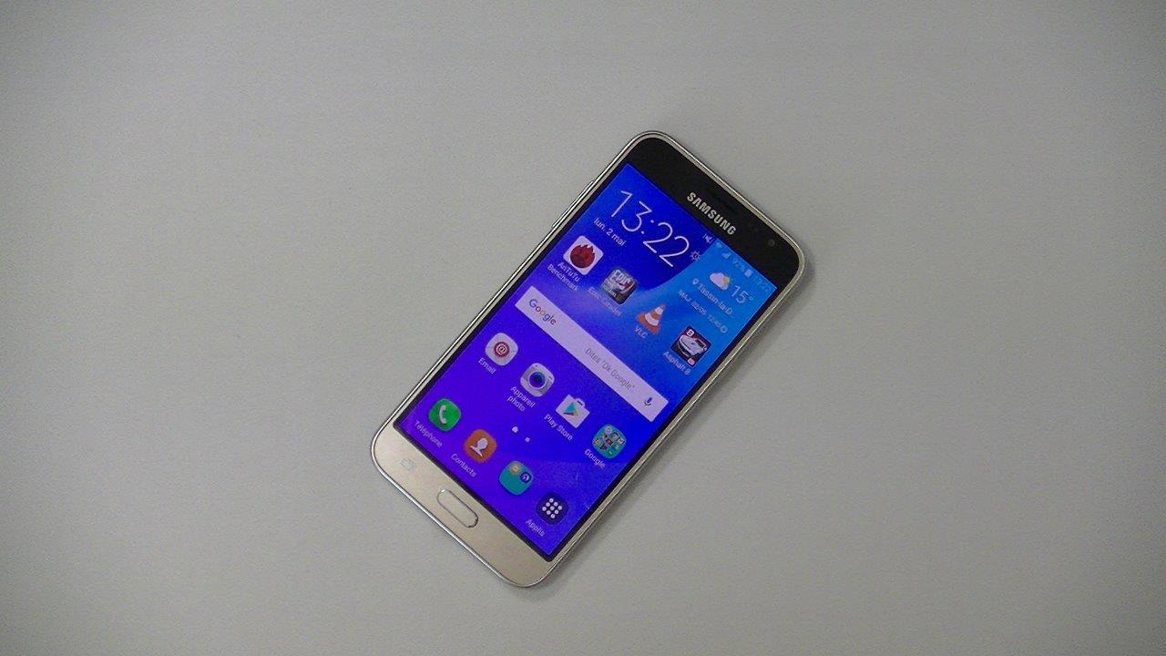 Test du Samsung Galaxy J3 (2016) : une belle évolution de la gamme