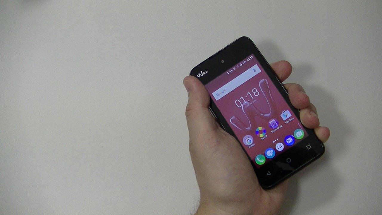 Test du Wiko Sunny : petit prix sans surprise – Top For Phone