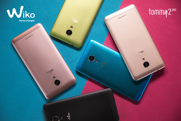 Wiko Tommy 2 Plus