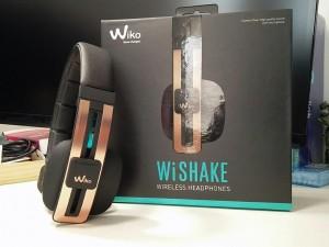 Wiko WiShake Wireless Headphones - vue 00