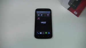 Yezz Andy A5 - vue 01