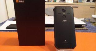 Test de l'AGM A9 : un smartphone sobre et robuste