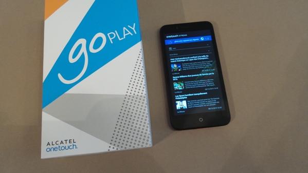 alcatel ot go play vs moto g 3 - vue 12