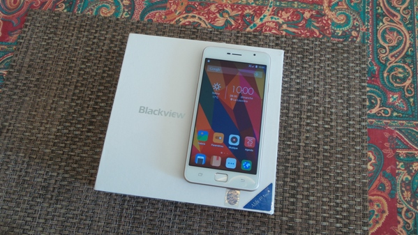 blackview alife p1 pro - vue 10