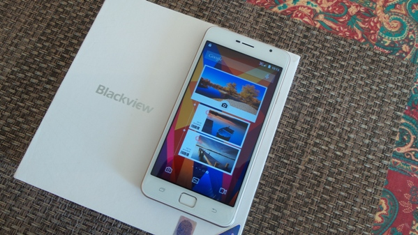 blackview alife p1 pro - vue 18