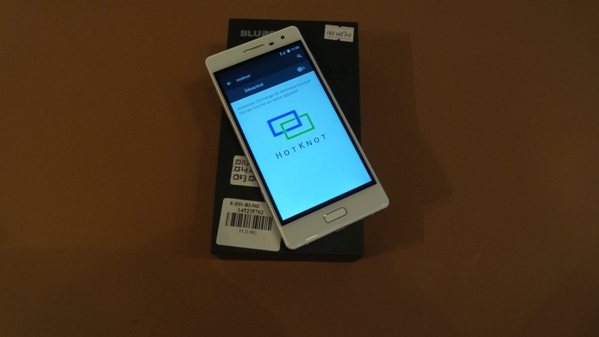 bluboo xtouch - vue 17