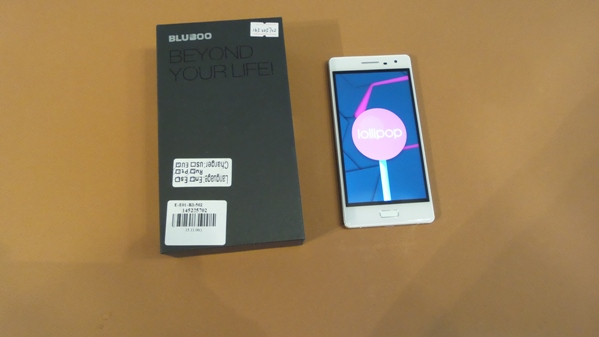 bluboo xtouch - vue 19