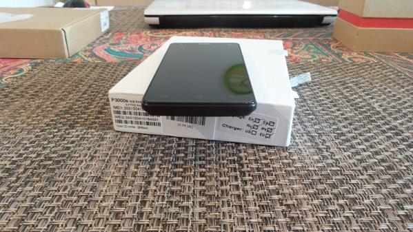 elephone p3000s 3gb - vue 05