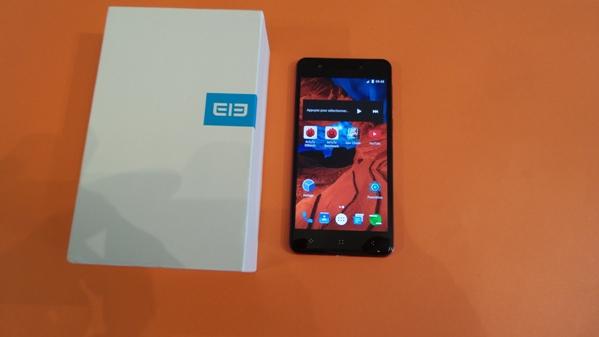 elephone p8 mini - vue 12