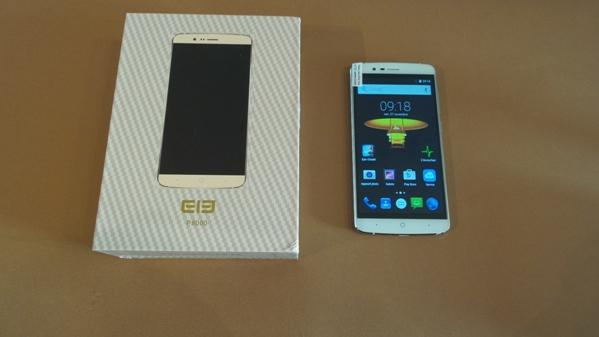 elephone p8000 - vue 10