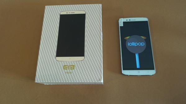 elephone p8000 - vue 14