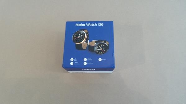 haier watch g6 - vue 01