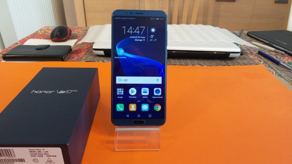 honor view 10 - vue 11
