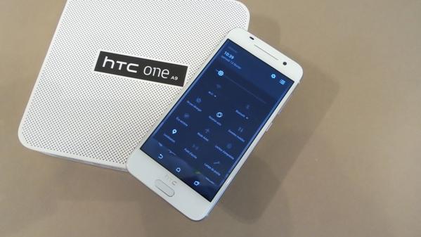 htc one a9 - vue 17