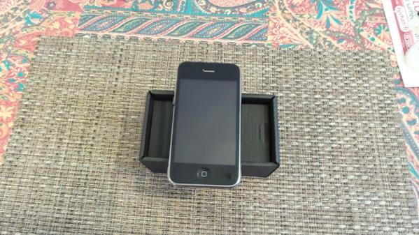 iphone 3gs defect - vue 01