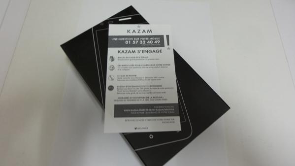 kazam 5.0 - vue 04