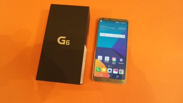 lg g6 - vue 11