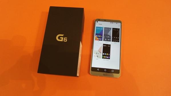 lg g6 - vue 15