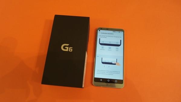 lg g6 - vue 16