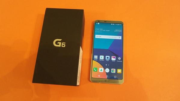 lg g6 - vue 22