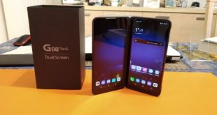 Test du LG G8x ThinQ Dual Screen : l'autre smartphone pliable