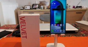 Test du LG Velvet 5G : LG rebat les cartes