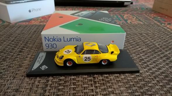 lumia 930 - vue 01