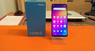 Test du Meizu Note 9 : une nouvelle référence