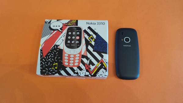 nokia 3310 2017 - vue 05