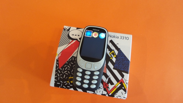 nokia 3310 2017 - vue 14