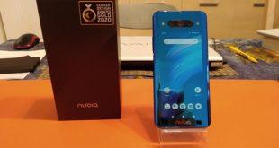 Test du Nubia Z20 : un smartphone nommé désir