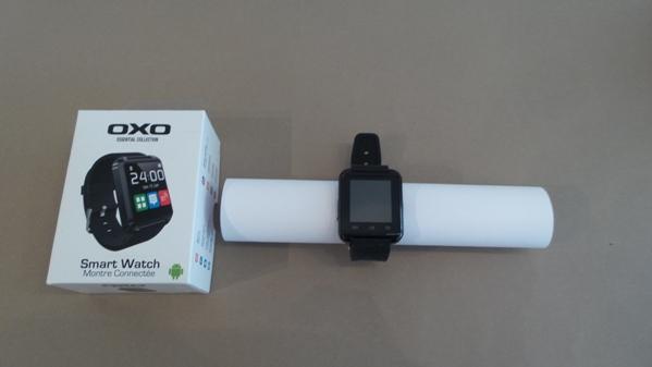 oxo smartwatch - vue 03