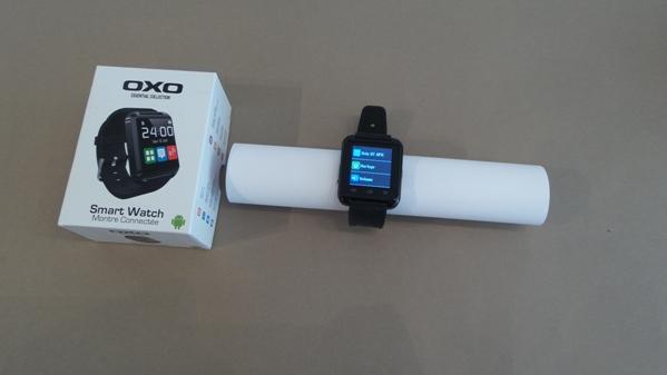 oxo smartwatch - vue 06