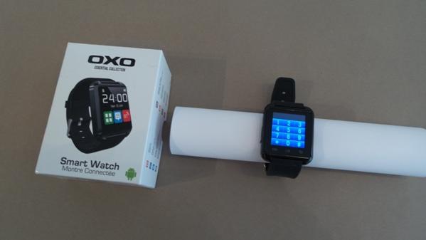 oxo smartwatch - vue 09